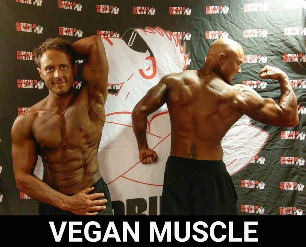 Mike Downey and Randy Kujawa: Vegan Warriors of Compassion and Plant-based Bodybuilders